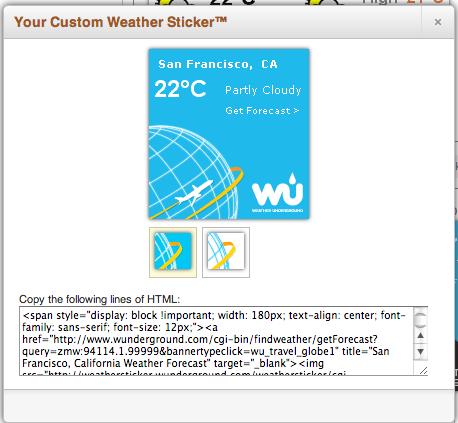 Custom Front Page Widgets (HTML)21